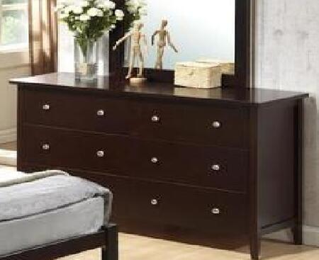 Donco 916E  Wood Dresser
