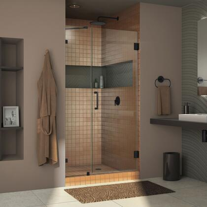 Unidoor Lux Shower Door RS30 26D 14P 09