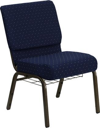 Flash Furniture FDCH02214GVS0810BASGG Hercules Series Fabric Metal Frame Accent Chair