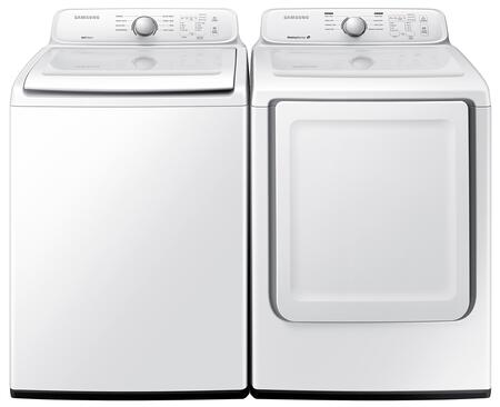 Samsung 474339 Washer and Dryer Combos