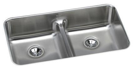 Elkay ELUHAQD3218 Kitchen Sink