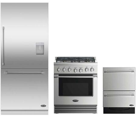 DCS 736277 Kitchen Appliance Packages