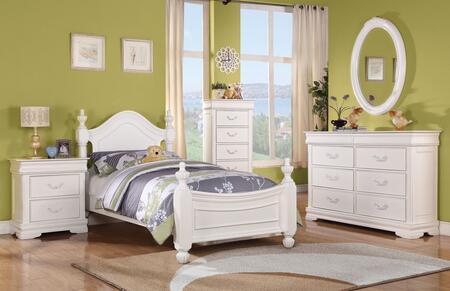 Acme Furniture 30120F5PC Classique Bedroom Sets
