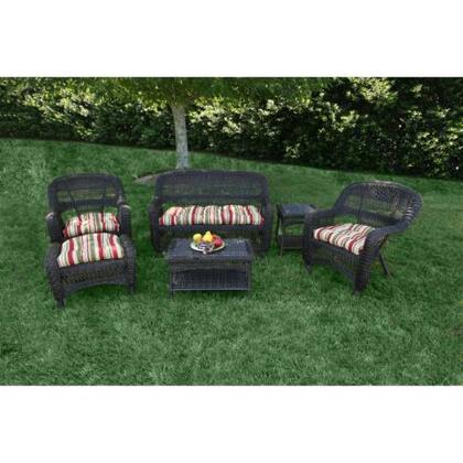 Tortuga PS6SDKRST Transitional Patio Sets