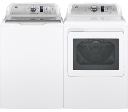 GE 602734 Washer and Dryer Combos