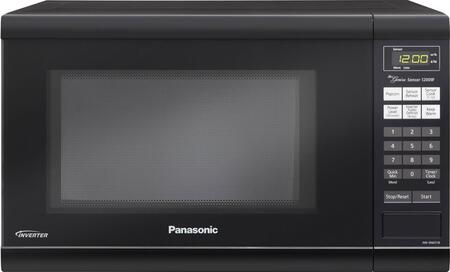 Panasonic NNSN651B Countertop Microwave, in Black