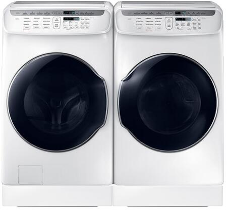Samsung Appliance 771572 Washer and Dryer Combos
