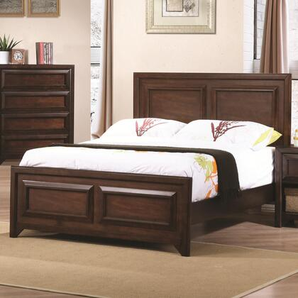Coaster 400510F Jerico Series  Full Size Panel Bed