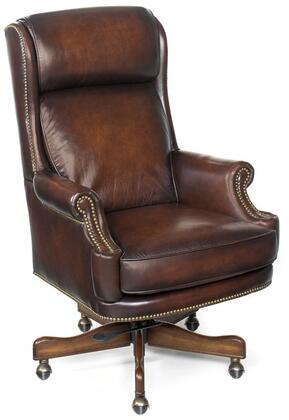 "Hooker Furniture EC293 28"" Adjustable Traditional Office Chair"