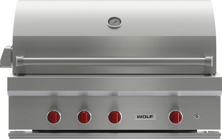 Wolf OGSBCART42LP Liquid Propane Grills