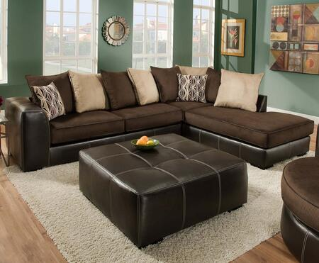 Chelsea Home Furniture 75E3486167SMO Hughe Living Room Sets
