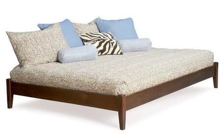 Atlantic Furniture CONCORDOFQUEENCL Concord Series  Queen Size Bed