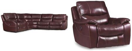 Hooker Furniture SS624PS069KIT1 SS624 Living Room Sets