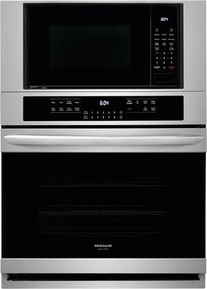 Frigidaire FGMC3066UF Gallery Series 30 Inch Stainless Steel Electric on