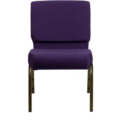 Flash Furniture FDCH02214GVROYGG  Fabric Metal Frame Accent Chair