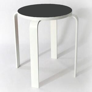 Scale 1:1 BLCX Bolla Core Stackable Stool