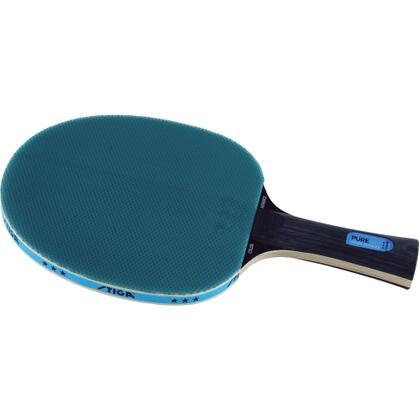Stiga T159 Pure Color Advance 3 Star Table Tennis Racket with Concave Handle in