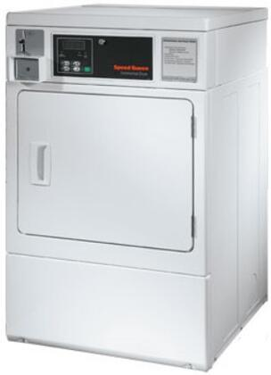 Speed Queen SFET07  Electric Dryer, in White
