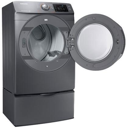 Samsung Appliance Dv42h5200ep Samsung Stainless Platinum