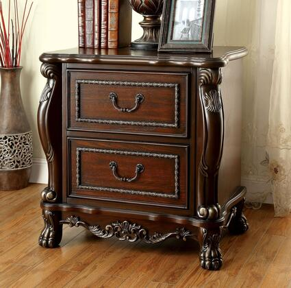 Furniture of America CM7299N Castlewood Series  Night Stand