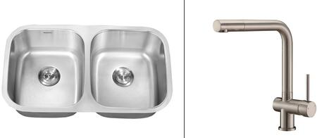 Ruvati RVC2525 Kitchen Sink