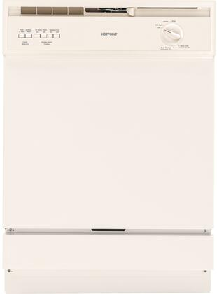 "Hotpoint HDA3600DCC 24"" Built In Full Console Dishwasher"