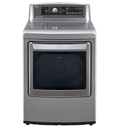 LG DLEX5680V  7.3 cu. ft. Electric Dryer, in Graphite Steel