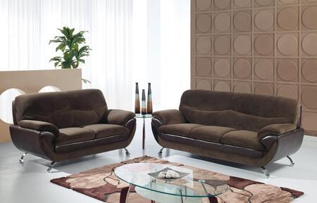 Global Furniture USA U4160CHAMPCHOCCHOCSLC Living Room Sets