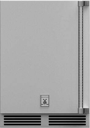 24 in. Refrigerator with Lock Left Hinge