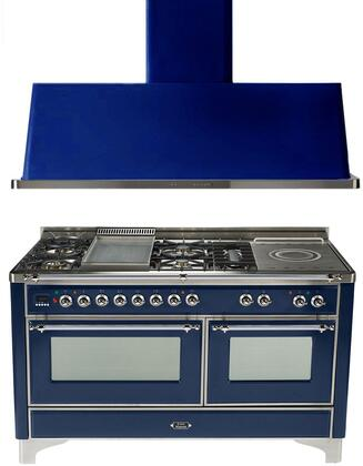 Ilve 721101 Majestic Kitchen Appliance Packages