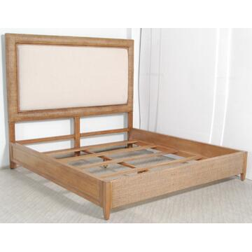 Ambella 31004200090 Ocean Vista Series  King Size Panel Bed