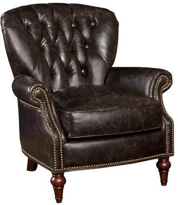 Pullman Coach Leather Club Chair