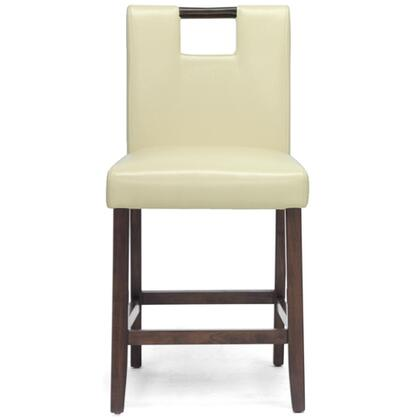 Wholesale Interiors 68929Bcream Calgary Series  Dining Room Chair