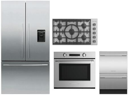Fisher Paykel 736433 Kitchen Appliance Packages