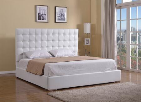 Casabianca CBA016BDKW Bella Series  King Size Platform Bed