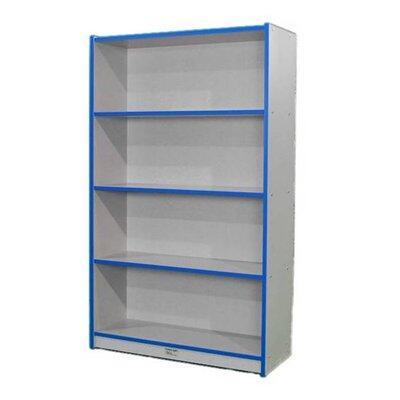 Mahar M60SCASEBR  Wood 4 Shelves Bookcase