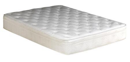 Boyd MS08198CK Mid Fill 167 Series California King Size Pillow Top Mattress