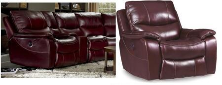 Hooker Furniture SS624P3088KIT3 SS624 Living Room Sets