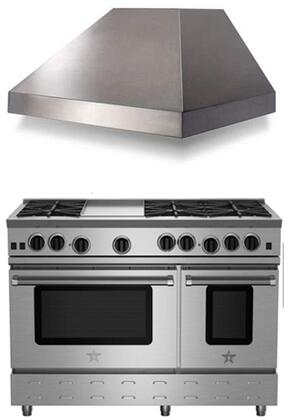 BlueStar 749803 RNB Residential Nova Kitchen Appliance Packa
