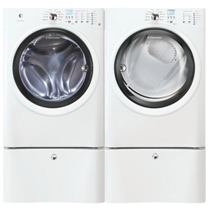 Electrolux ELE4PCFL27E2PEDWKIT2 Wave-Touch Washer and Dryer