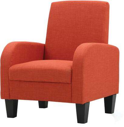 Glory Furniture G291C Newbury Series Armchair Fabric Accent Chair