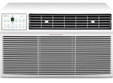 Midea EWW10CRN1BI8 Window or Wall Air Conditioner Cooling Area,