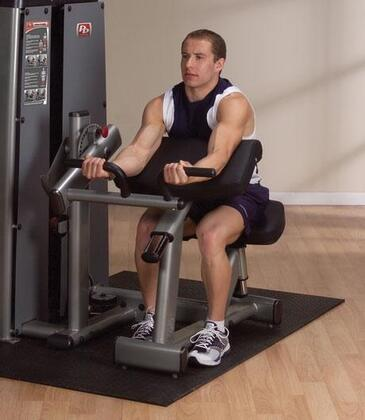Body Solid DBT Pro Dual Bicep/Tricep for DGYM