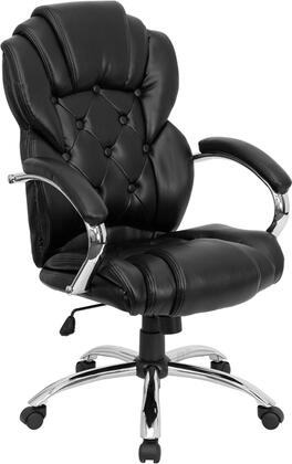"""Flash Furniture GO908ABKGG 26.25"""" Transitional Office Chair"""