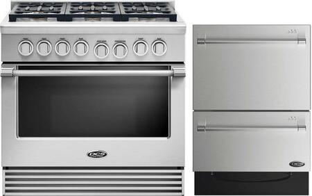 DCS 735922 Kitchen Appliance Packages