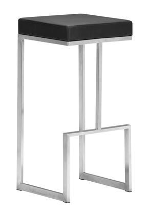 Zuo 30004X Darwen Collection Modern Bar Chair in