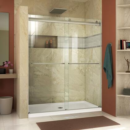 Essence Shower Door RS46 60 04 B CenterDrain