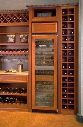 """Northland 24WCSGPL 24"""" Built-In Wine Cooler"""