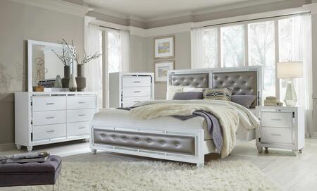 Global Furniture USA MACKENZIEQBSET Mackenzie Queen Bedroom ...