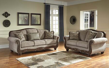 Milo Italia MI2553SLCOCO Franco Living Room Sets